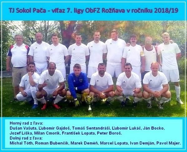 Konferencia ObFZ Rožňava začiatkom júla oficiálne ukončila futbalový ročník 2018/2019 a pripravila nový