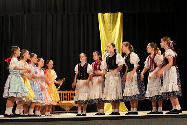 Zlatá strunka – regionálna súťaž a prehliadka hudobného folklóru detí okresov Revúca a Rimavská Sobota