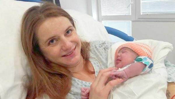 Noel a Kristína sú prvými deťmi narodenými na Gemeri v roku 2019