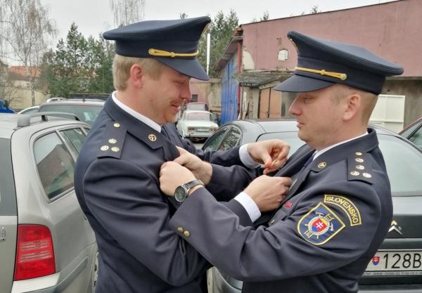 Získali hasičské odznaky odbornosti Vedúci mládeže I. stupňa