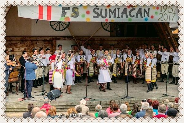 FS Šumiačan pod Kráľovou hoľou oslavuje šesťdesiatiny
