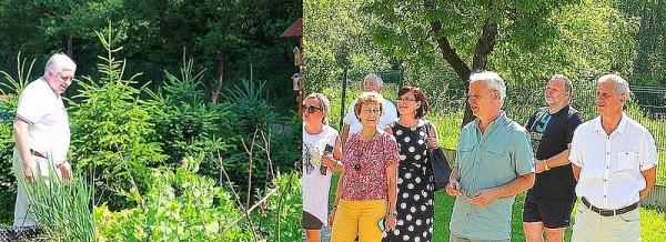 Dažďovú záhradu otvorili v Revúcej