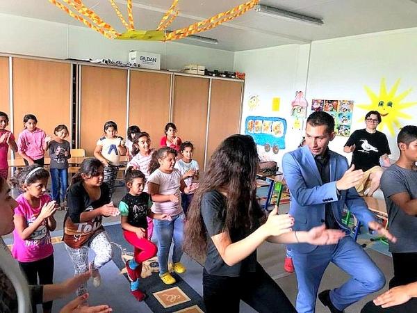 Netradičné oslavy v Dlholúckej škole