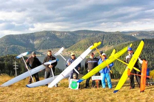 Na Gugli nad Dobšinou odštartujú preteky leteckých modelárov