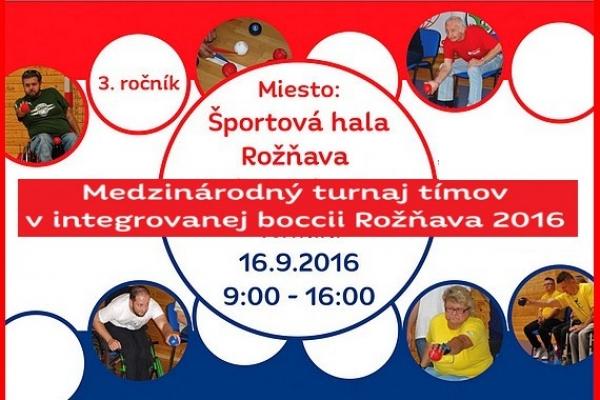 Medzinárodný turnaj v bocci organizujú v Rožňave na september