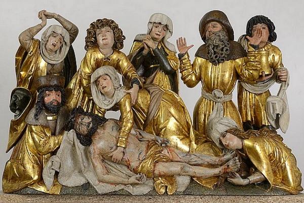 Poklady gotiky zo Slovenska v Ríme - výber z kultúrneho dedičstva na prelome 15. a 16. storočia