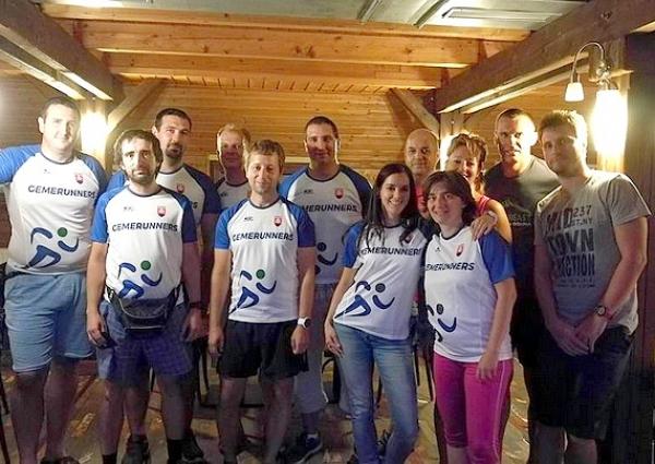 V Rožňave sa uskutočnilo stretnutie členov a priaznivcov bežeckého klubu Gemerunners