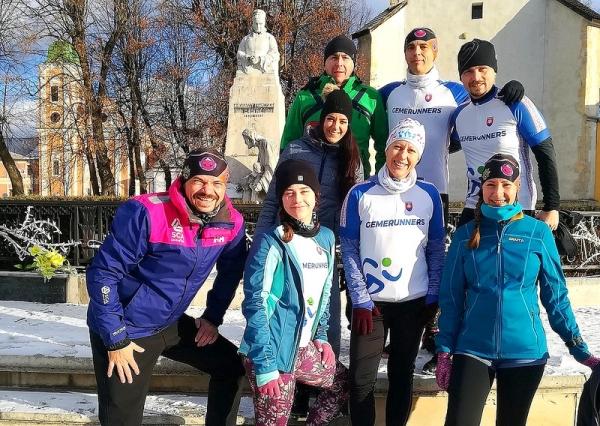 Bežci Gemerunners zabehli za 365 dní vyše štyridsaťtisíc kilometrov