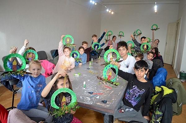 Medovníkové vianočné tvorivé dielne v Galérii Baníckeho múzea v Rožňave