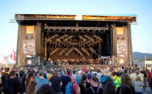 Na koncertoch bez mobilu, aj tak padali na festivale Pohoda rekordy