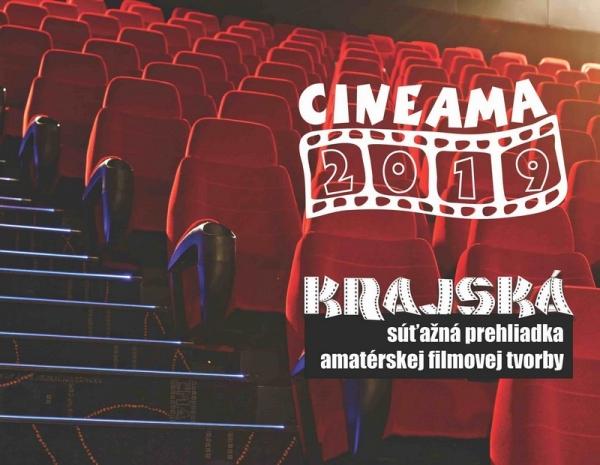 Na Cineama 2019  sa v Rožňave opäť predstavia amatérski filmári