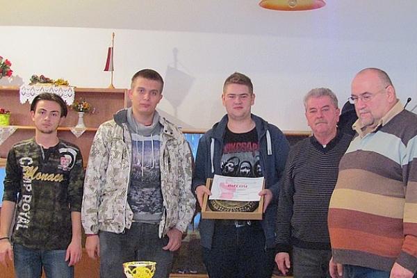 Deviaty ročník Memoriálu maršála Malinovského v Tornali vyhral Szabolcs Oláh