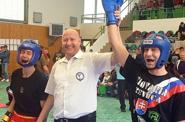 Športovci Kickbox Leon Revúca v celkovom hodnotení ligy 2018 na Slovensku tretí