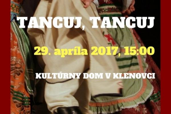V Klenovci organizujú regionálnu postupovú súťaž choreografií pod názvom Tancuj, tancuj