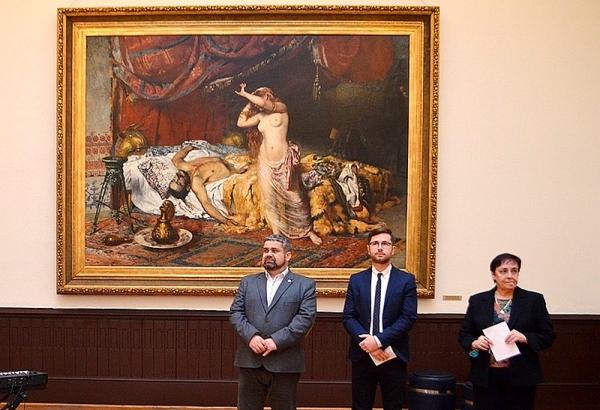 Andrássyho obrazáreň Krásnohorskom Podhradí otvorila svoje brány