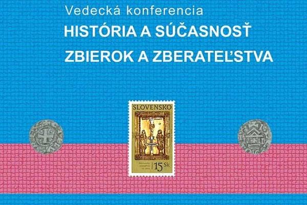 """Slovenská pošta a Poštové múzeum organizujú v Banskej Bystrici vedeckú konferenciu """"História asúčasnosť zbierok azberateľstva"""""""