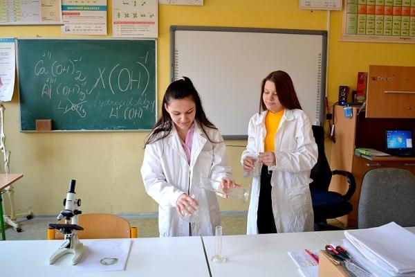 Zocháči uspeli v chemickej olympiáde v Tornali