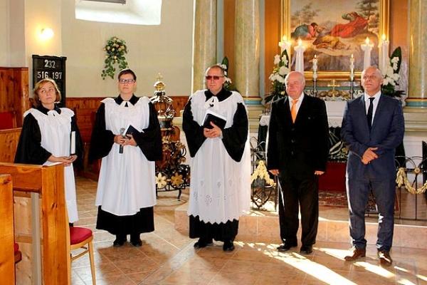 Chyžňania si pripomenuli 130. výročie úmrtia Samuela Tomášika - kňaza, spisovateľa, národovca