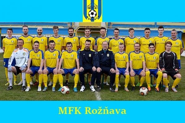 V prvom kole IV. ligy futbalisti Rožňavy deklasovali domáci MFK Veľké Kapušany vysoko 8:1