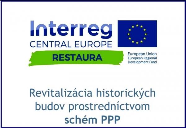 Obce môžu obnoviť historické budovy apodporiť podnikanie vregióne vďaka mikro PPP projektom