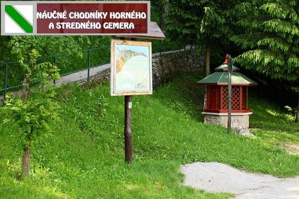 Náučný chodník Jasovská skala