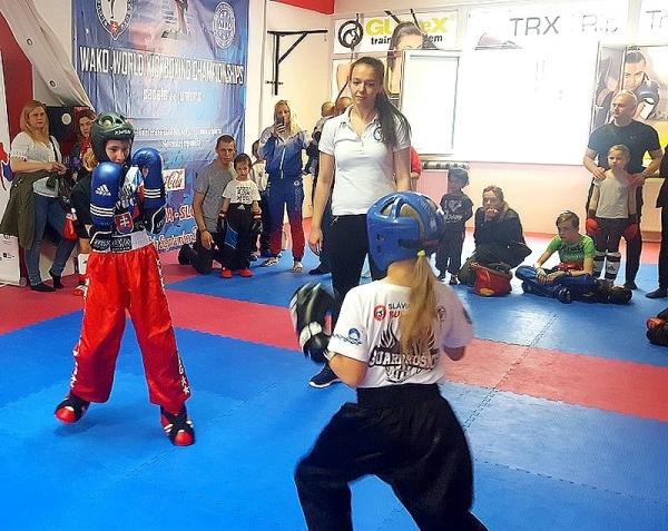 Kickboxeri Leon Revúca si vyskúšali začiatočnícky turnaj Olympijských nádejí v Prešove