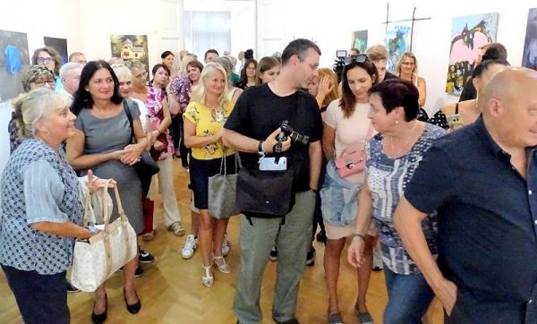 V rožňavskej galérii otvorili výstavu Mlyn Baska Malom 2019