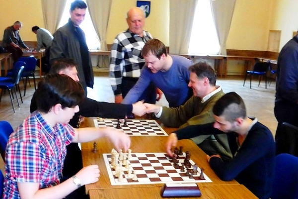 Gemerská Poloma má šancu vyhrať Gemerskú šachovú ligu
