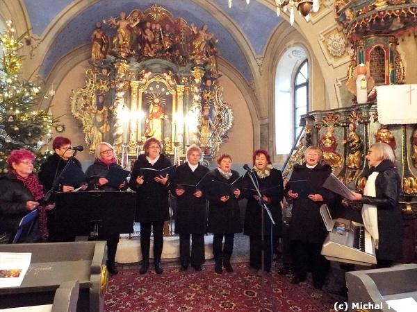Vianočné Pastorále slávnostne zazneli tentoraz v slavošovskom kostole