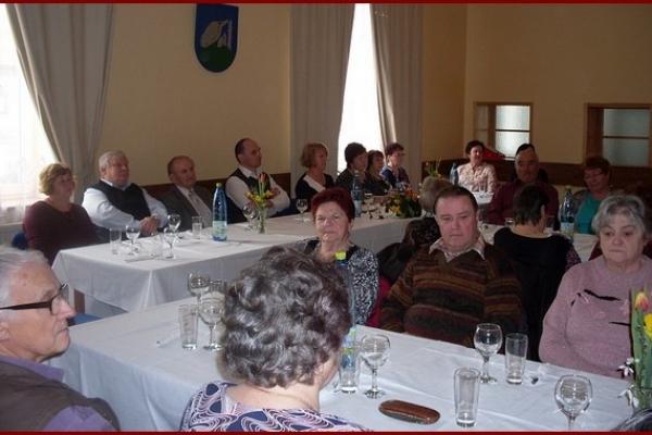 Pripomenuli si dvadsaťpäť rokov od založenia Klubu dôchodcov v Gemerskej Polome