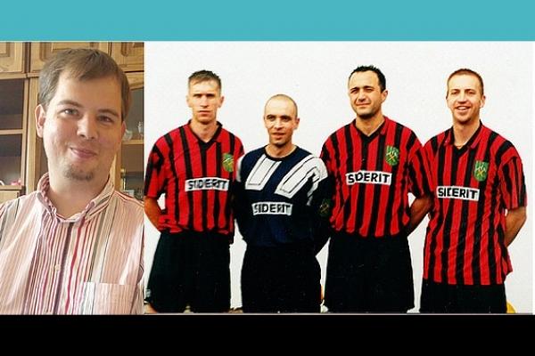 Futbalová publikácia FK Baník Nižná Slaná v sezóne 2001 - 2002 od Štefana Tomášika