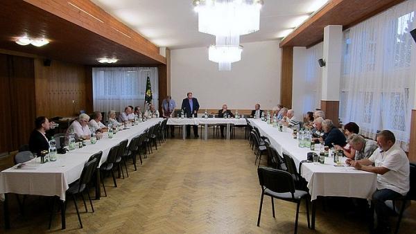 Spoločné rokovanie českých a slovenských antifašistov v Plzni aj za účasti zástupcov z Gemera