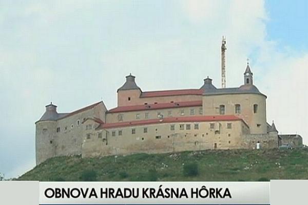 Slovenské národné múzeum krátko otvorilo bránu hradu Krásna Hôrka pre zástupcov médií