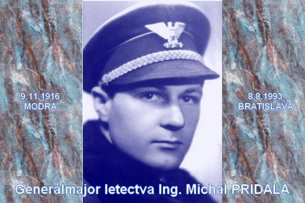Ing. Michal Pridala – spisovateľ s krídlami