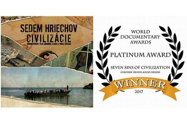 Sedem hriechov civilizácie – premietanie dokumentárneho filmu a diskusia s autormi v Rožňave