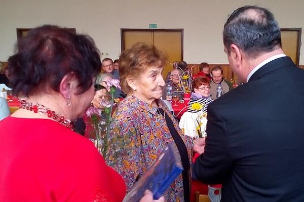 Uplynulý rok seniori hodnotili aj v rodisku rozprávkara Pavla Dobšinského