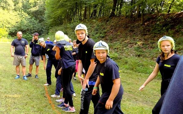 V Rákoši zorganizovali branný pretek pre deti revúckeho okresu