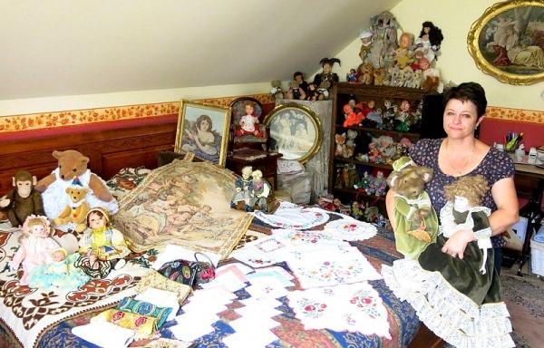 Podtatranskí susedia pozývajú na zberateľskú výstavu Čaro detstva