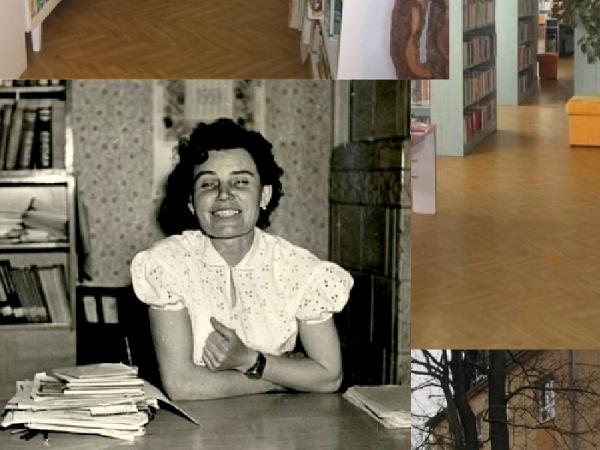 """Výstava fotografií v Gemerskej knižnici Pavla Dobšinského v Rožňave  pod názvom """"65 rokov čítate s nami"""""""