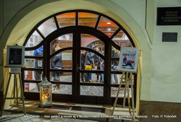Noc múzeí a galérií prvýkrát aj v Múzeu Prvého slovenského gymnázia