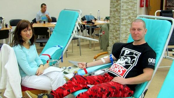 Gemerská kvapka slobody v Tornali podnietila dobrovoľných darcov darovať krv už trinástykrát