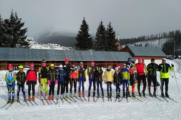 Úspešné zavŕšenie zimnej biatlonovej sezóny Klubu biatlonu Magnezit ŠŠSM Revúca