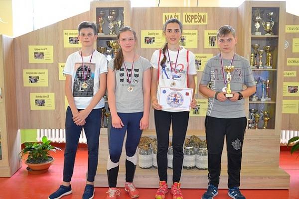 Zocháči úspešní v Súťaži mladých záchranárov civilnej obrany