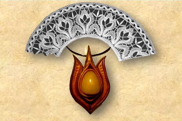 TVORIVÉ DIELNE PRE DOSPELÝCH - výroba šperkov z prírodných materiálov