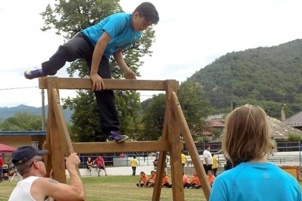 Letný zraz hry PLAMEŇ v Jelšave s úspechom detí z Kamenian
