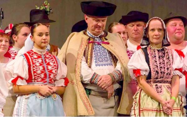 Na pôstnom folklórnom stretnutí (U nás taká obyčaj) sa predstaví folklórny súbor Dubina z Rožňavy