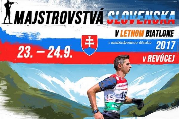 Revúca dejiskom Majstrovstiev SR v letnom biatlone