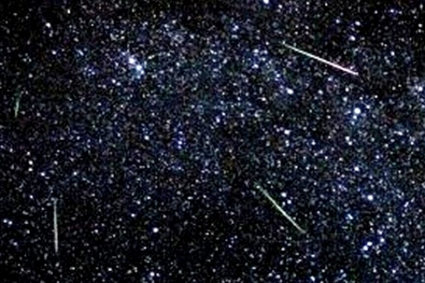 Noc padajúcich hviezd na rožňavskej hvezdárni