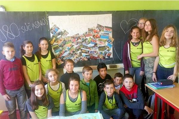 V Základnej škole Jana Amosa Komenského sa konal DEŇ ŠKOLY v znamení hrdosti