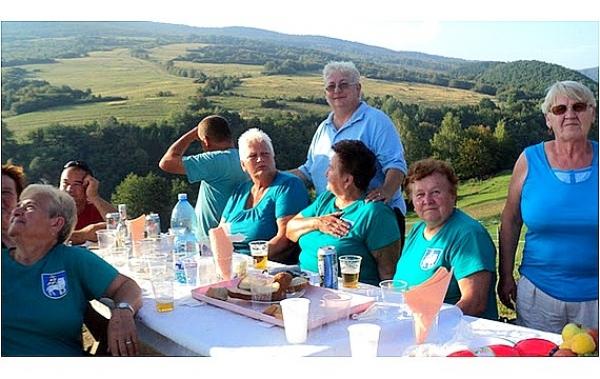 Pača - cieľová stanica celookresného stretnutia členov Matice slovenskej